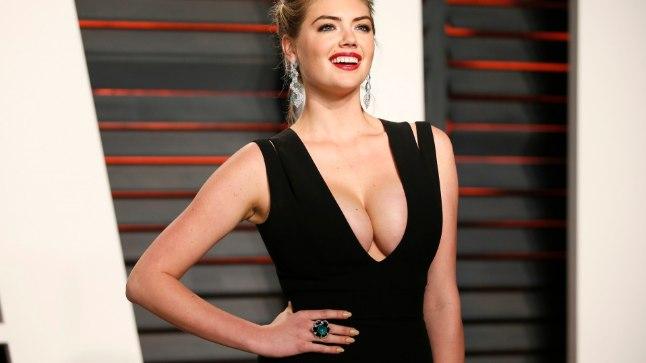 Modell, näitleja ja kõige seksikam naine - Kate Upton.