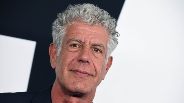 Anthony Bourdain (1956 - 2018)