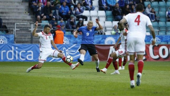 204001238bd W3 uudised - OTSE | Sport 9.06: Eesti jäi Maroko vastu kaotusseisu