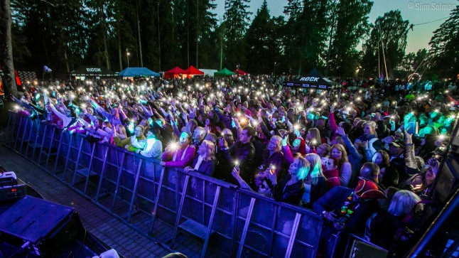 Nexus tegi esimese live-kontserti Märjamaa suvepeol pärast 12 aastast lavapausi, et tähistada bändi viieteistkümnendat juubelit.