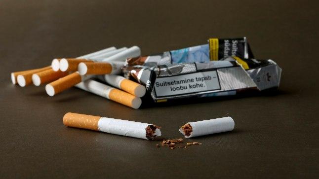 Suvi on parim aeg tubakast loobumiseks!