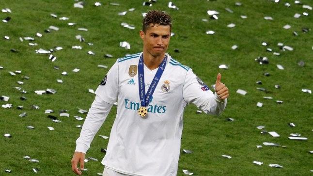 Ronaldo võitis Realiga palju tiitleid, ent nüüd on aeg edasi liikuda.