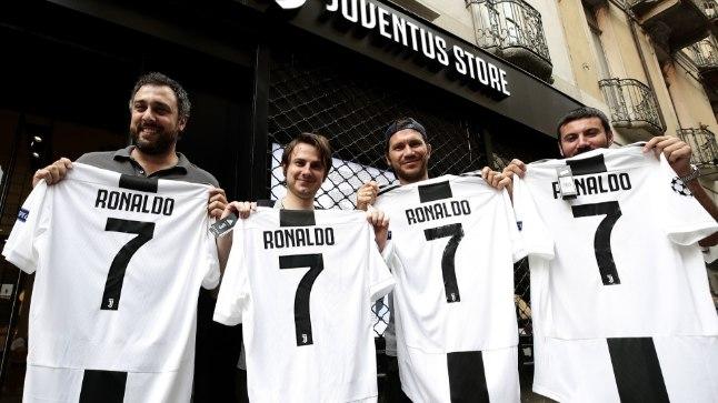JUHHUU: Juventuse fännid ei usu oma õnne: viiel korral maailma parimaks jalgpalluriks valitud Cristiano Ronaldo liitus just nende klubiga.