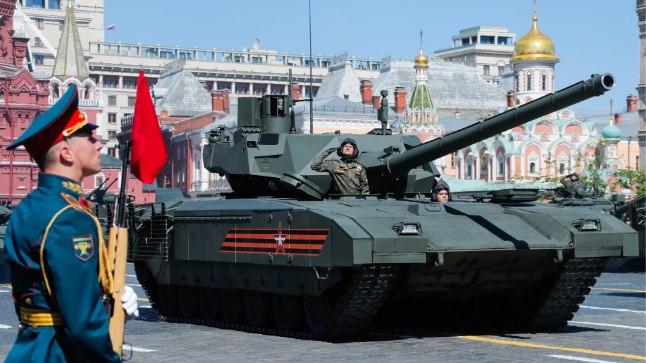 Парад Победы в Москве 9 мая в Москве