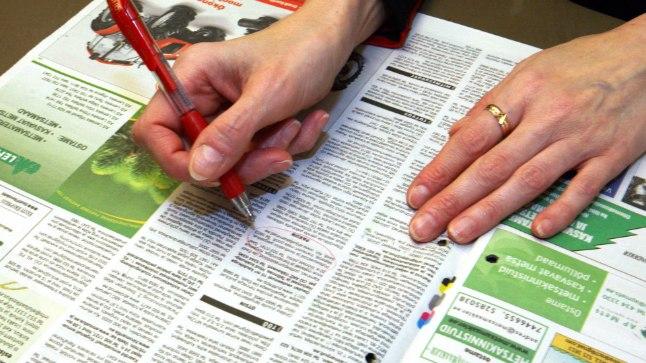 PALJU KUULUTUSI TOOB TULEMUST: Merivälja kooli direktori kohusetäitja Maiu Plumeri sõnul avaldas kuulutusi võimalikult erinevates kohtades, nüüdseks on enamusele pakutud töökohtadele kandidaadid olemas.