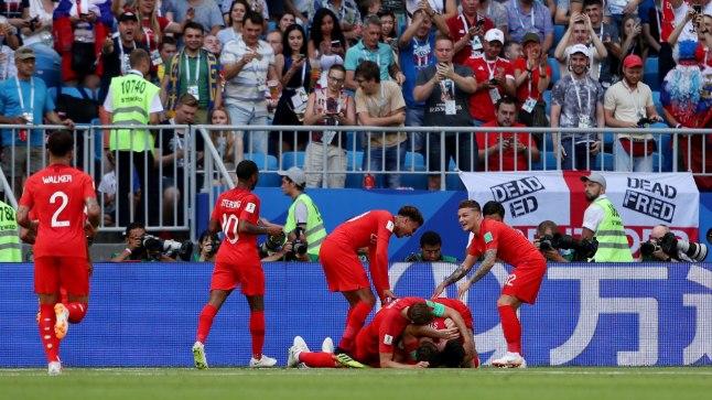 Inglismaa on üks neljast Euroopa meeskonnast, kes tänavu MMil poolfinaali jõudis. Ülejäänud kolm on Prantsusmaa, Belgia ja Horvaatia.