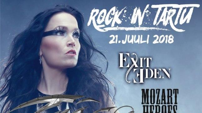 Rock in Tartu plakat