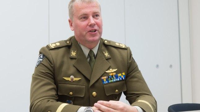 Kolonel Riho Ühtegi