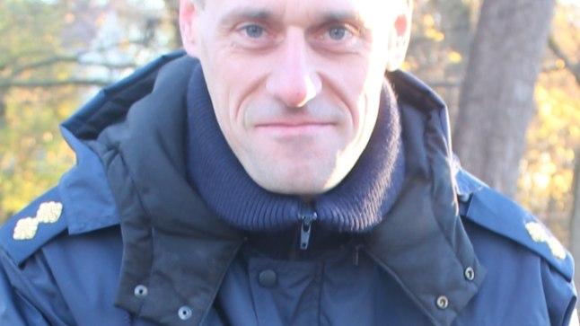 RISKIS: Elar Sarik ütleb, et ohtu sattunut päästma minnes peab endas kindel olema.