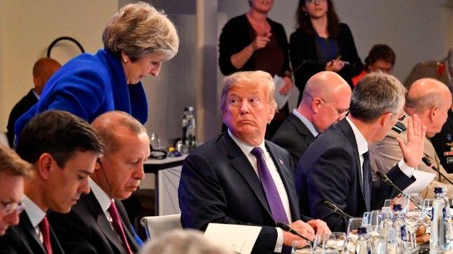NATO tippkohtumine Brüsselis