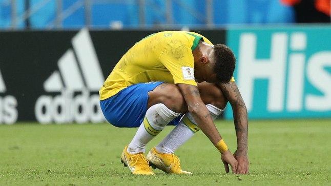 Reali fännid ei tahagi endist Barcelona mängijat Neymari?