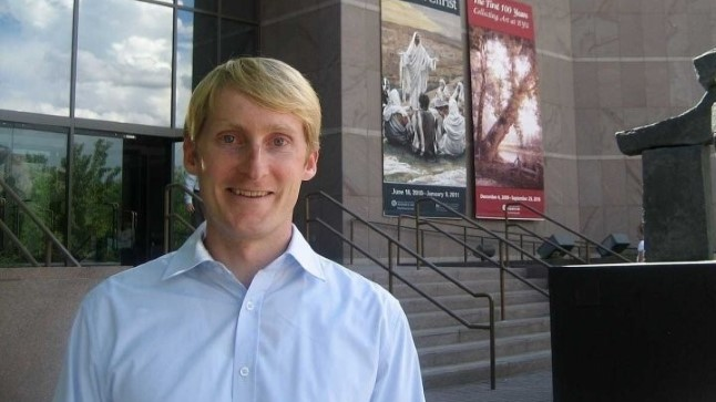 Välispoliitika ekspert Matthew Crandall