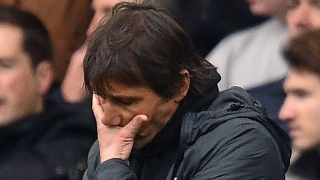Antonio Conte jäi töötuks.