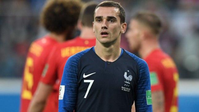 Antoine Griezmann on sel MMil Prantsusmaa kasuks löönud kolm väravat.