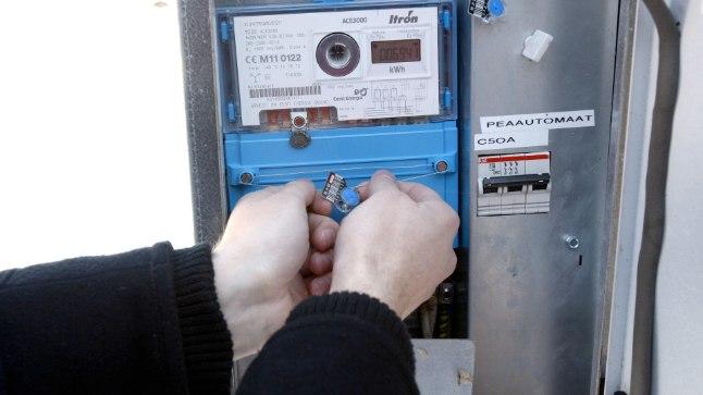 Elektrikilp. Foto on illustratiivne.