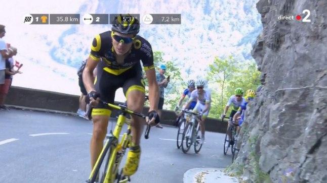 Rein Taaramäe Tour de France'i 10. etapil.