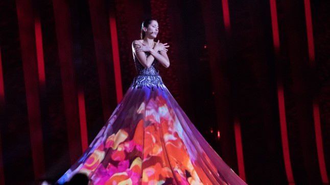 Elina Nechayeva Eurovisionil