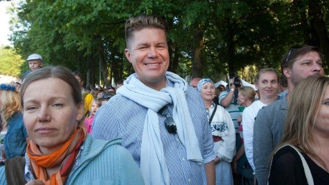 HURRAA: Hannes Võrnol on juba parem
