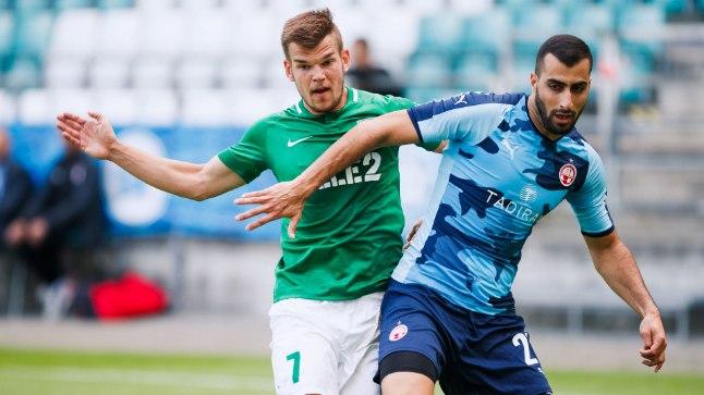 SEIN ON EES: Eurosarja avaring Eesti klubidele rõõmu ei pakkunud.