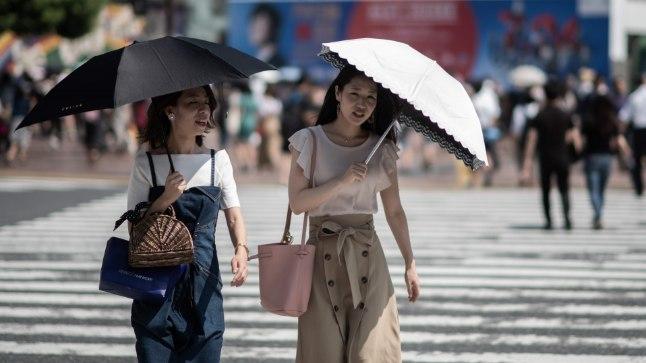 Kuumalaine Jaapanis