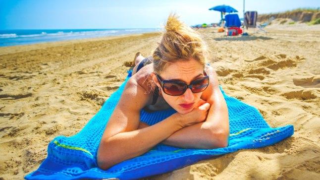 Töösõltlast vaevab puhkuse ajal tühjuse ja süütunne.
