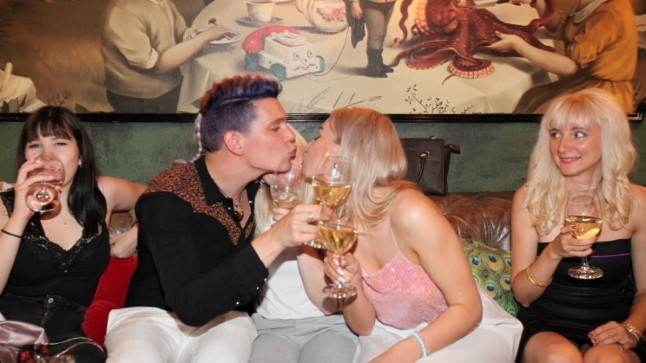 Eghert- Sören Nõmm tähistas oma 25. juubelit restoranis Manna La Roosa