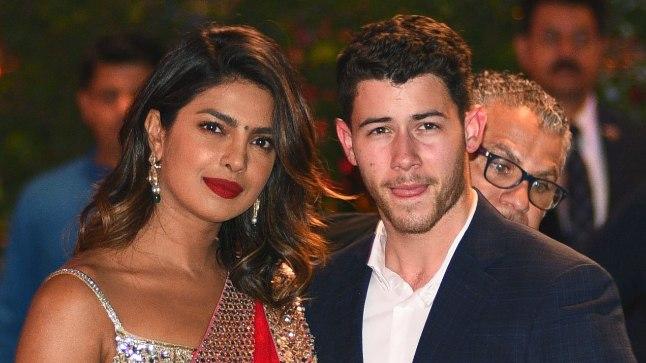 Nick Jonas ja Priyanka Chopra