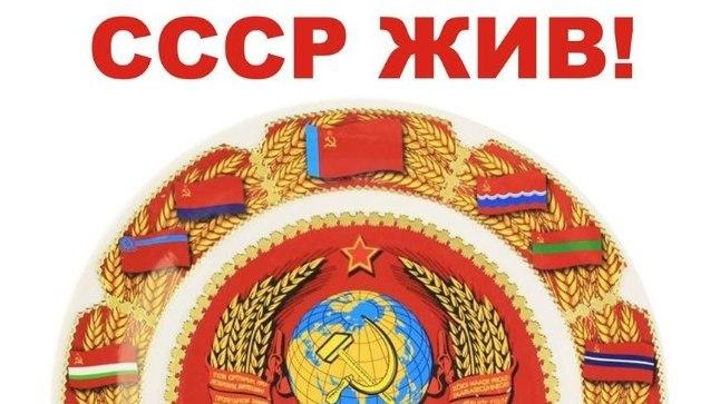 """""""NSV Liit elab, kuni tema kodanikud on elus,"""" kuulutab isehakanud NSV Liidu president Sergei Taraskin Facebooki kontol."""