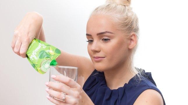 HEA ASENDUS: Liisa joob poesmuutisid aeg-ajalt, kui neid ise teha ei jõua – suurem osa neist on kasulikud ja täidavad hästi kõhtu.