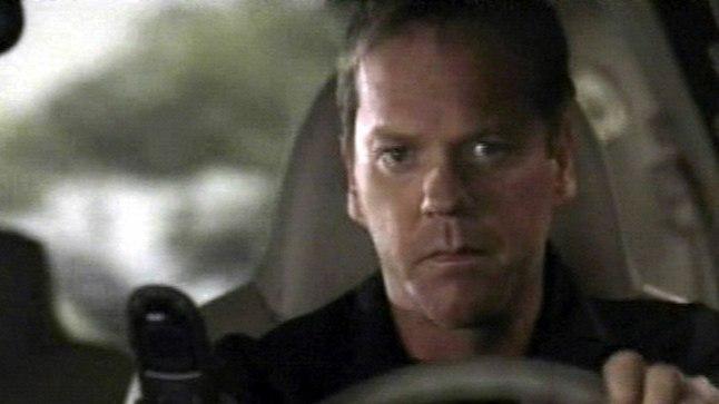 Kiefer Sutherland Jack Bauerina.