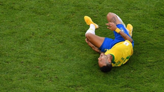 Neymar on sattunud maaailma naerualuseks.