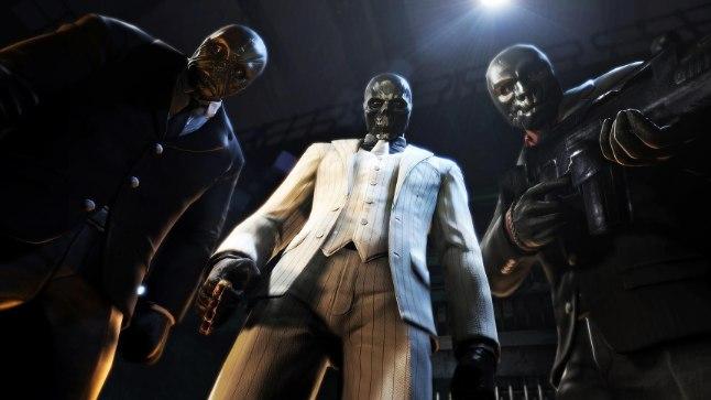 Black Mask, üks Batmani paljudest vaenlastest, hoiab Gothami allilma enda raudses haardes.