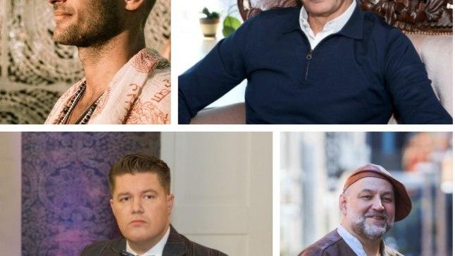 Johann Urb, Urmas Sõõrumaa, Hannes Võrno, Tauno Kangro