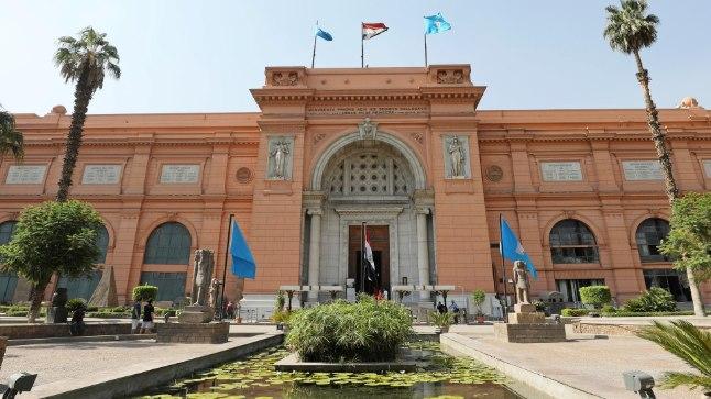 Иллюстративное фото. Еипетский Музей в Каире