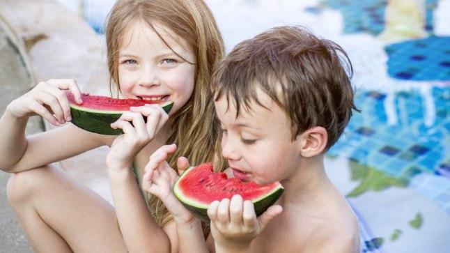 Arbuus on kuumade ilmadega ideaalne toit.