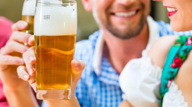 Mõõdukas õllejoomine võib pikendada eluiga., aga kõva õlletamine igal nädalavahetusel  kahjustab tervist.