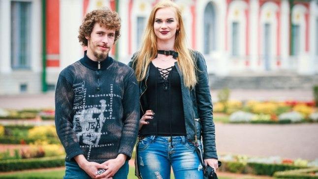Kalvi-Kalle Kruusamäe, Helen Kõpp