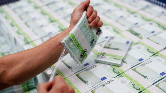 Ettevõtte omanikud saavad priskeid dividende