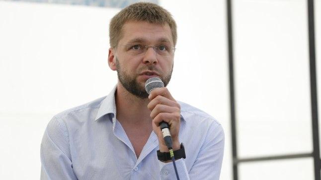 Jevgeni Ossinovski Paide arvamusfestivalil 2018.