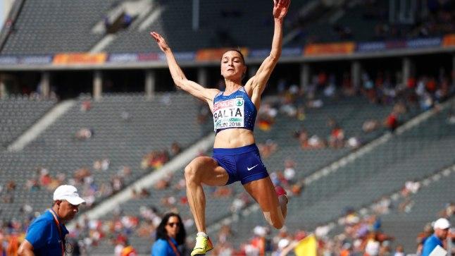 Ksenija Balta EMi kvalifikatsioonis.