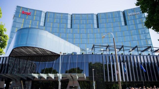 Hiltoni hotell