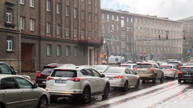 Vihmasadu Tallinnas