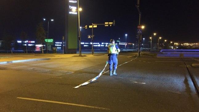 SÜNDMUSPAIK: Tulistamine leidis aset Mustakivi sillal.