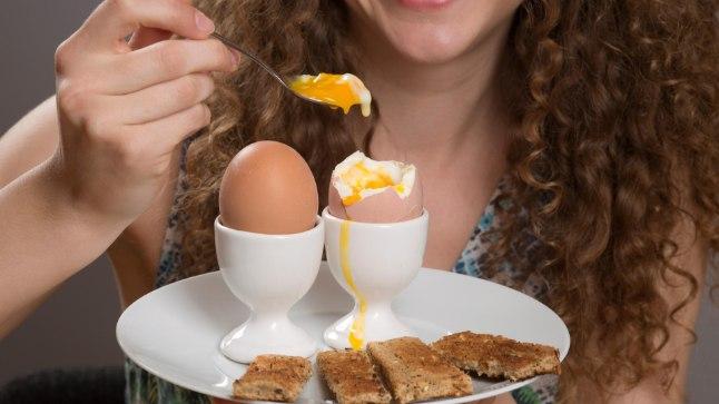 Kel kolesterool korras, ei pea kartma muna söömist.