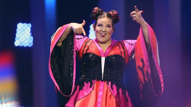 Eurovisioni tänavune võitja Netta