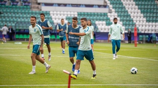 Madridi klubide treening