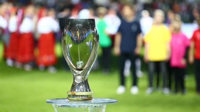 UEFA superkarikas.