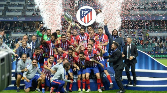 <font color=&quot;#1877b9&quot;>SUPERKARIKAS TALLINNAS:</font> Madridi Atletico näitas oivalises vutimängus võimu ning a