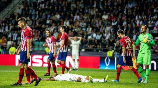 Episood UEFA superkarikafinaalist.