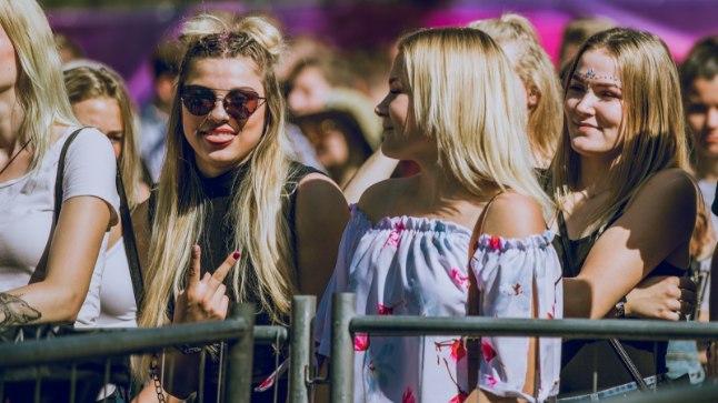 Weekend festivali esimene päev